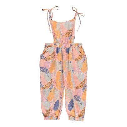 Lulaland Karen Organic Cotton Tropical Jumpsuit-product