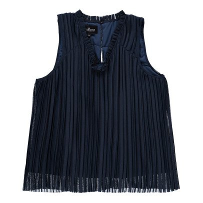 Little Remix Sea Shell Pleated Top-listing