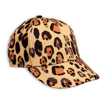 Mini Rodini Cappellino Leopardo-listing