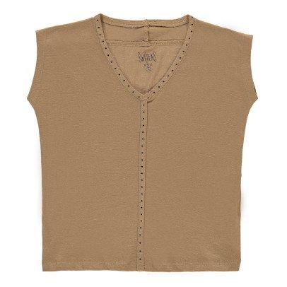 Swildens Teen Qobain Studded T-Shirt-listing