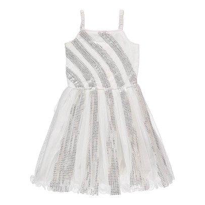 Billieblush Sequin Mesh Dress-listing