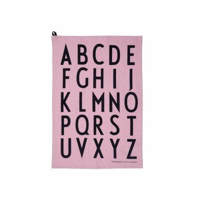 Design Letters Paño ABC - Set de 2-listing