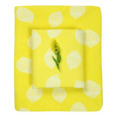 Lab Lemonade Duvet Cover-listing