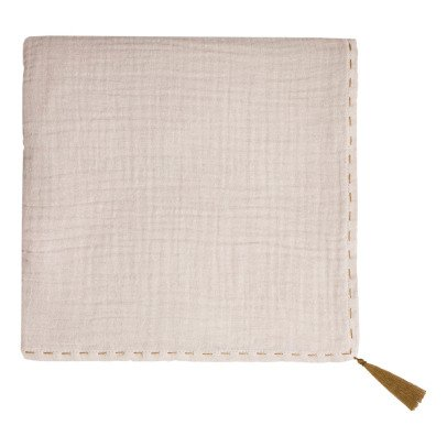 Numero 74 Gauze Nana Swaddle - powder-product