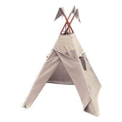 Numero 74 Tenda in cotone - Cipria-listing