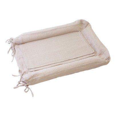 Numero 74 Housse de matelas à langer - Poudre-product