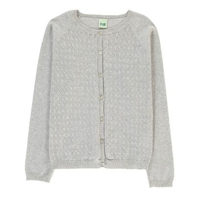 FUB Hemstitch Cardigan-product