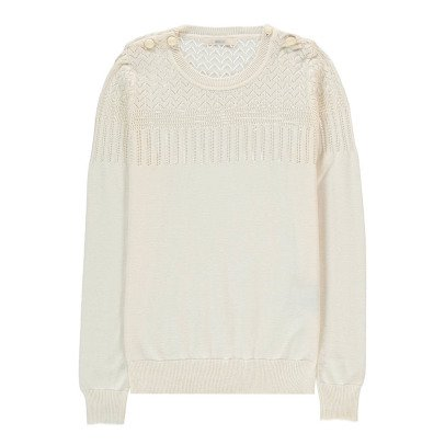 Sessun San Felipe Embellished Jumper-product