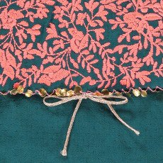 Louise Misha Byron Embroidered Rabat Pouch-listing