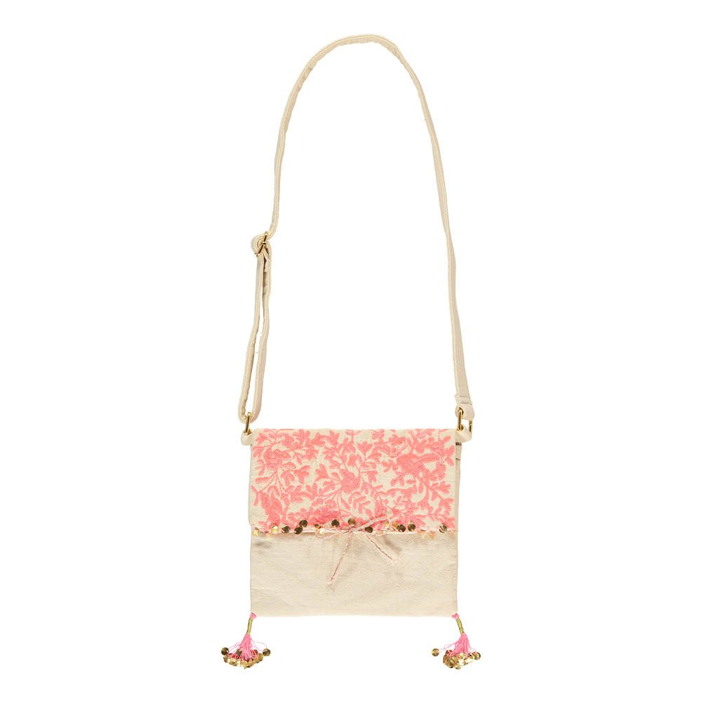Byron Embroidered Rabat Pouch-product