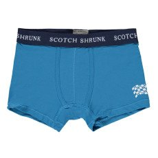 Scotch & Soda 2 Boxer Grigi-listing