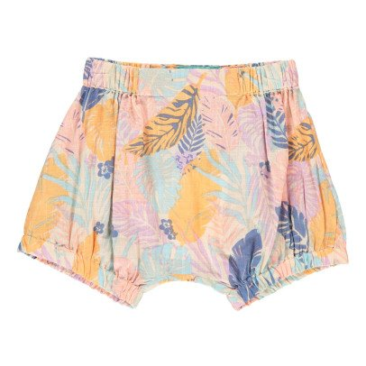 Lulaland Leo Organic Cotton Tropical Bloomers-listing