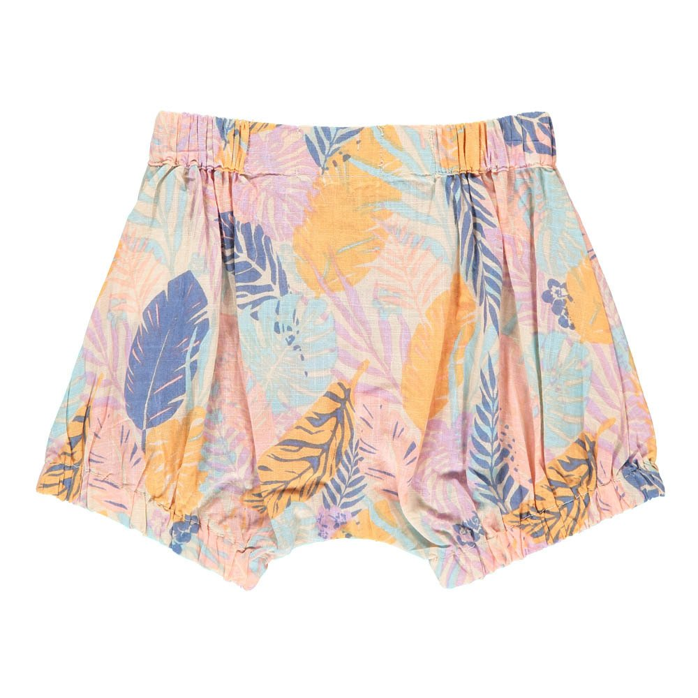 Leo Organic Cotton Tropical Bloomers-product