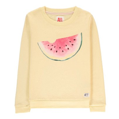 AO76 Watermelon Sweatshirt-listing