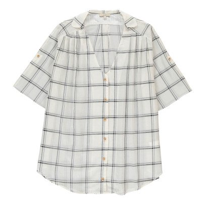 Tinsels Camisa Cuadros Iliana-listing
