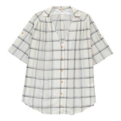 Tinsels Iliana Checked Shirt-listing