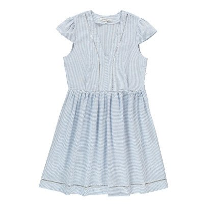 La Petite Française Compliment Striped Dress-listing