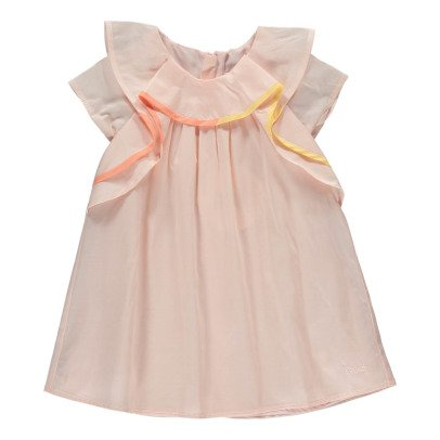 Chloé Percale Ruffle Dress-product