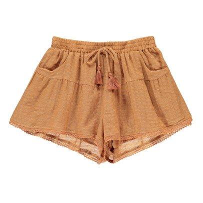 Louise Misha Alambra Lurex Striped Shorts - Women's Collection-listing