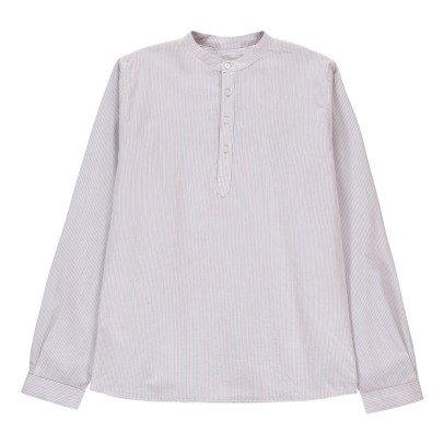 Poppy Rose Camisa Rayas Bicolores Benjamin-listing