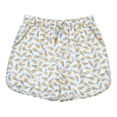 Simple Kids Lucia Pineapple Shorts-listing