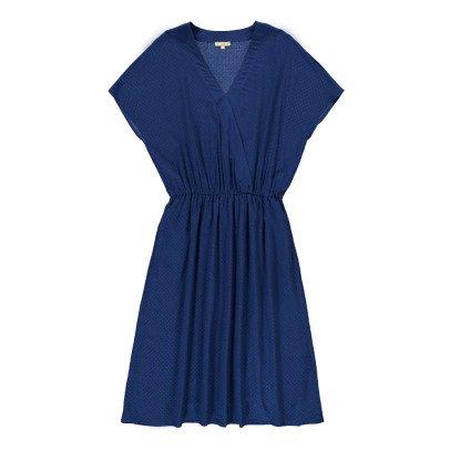 Tinsels Idbury Wrap Dress-listing