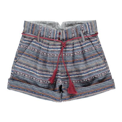 Sessun Itaca Jacquard Shorts-product