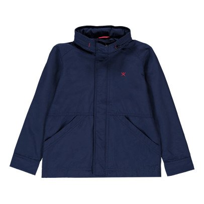 Hackett Hooded Windbreaker-listing
