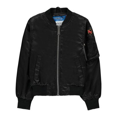 American College Bomber Fin Jagger-listing