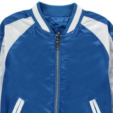 American College Memories Zipped Fine Baseball Jacket-listing