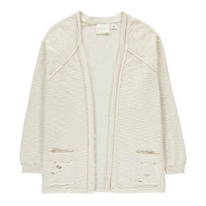 UNE FILLE today I am Cardigan -listing