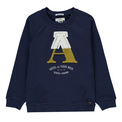 Scotch & Soda A Sweatshirt-listing