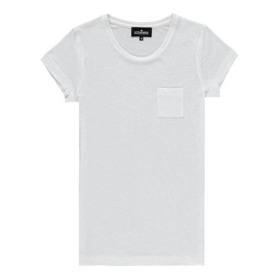 Little Remix T-Shirt aus Kunstseide aus Leinen New Blos -listing
