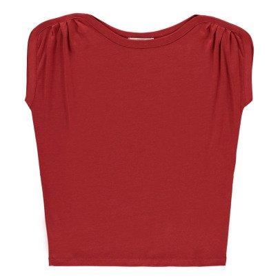 Sessun T-shirt Froncé Sixto-product