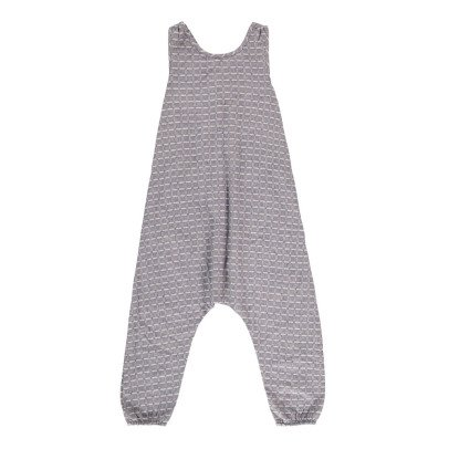 Boy + Girl Luna Crossed Strap Jumpsuit-listing