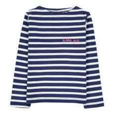 product-Maison Labiche Marinero Bordado Bubble Gum Azul Marino