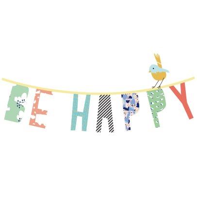 MIMI'lou Be Happy Sticker-listing
