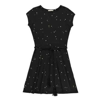 Sessun Salomé Polka Dot Skater Dress-listing