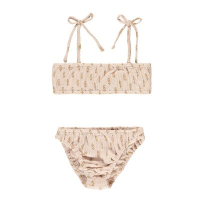 Moon et Miel Bikini Hojas Doradas Océano-listing