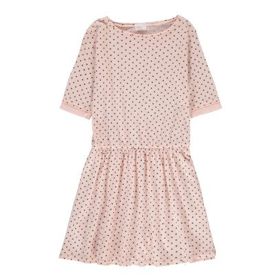 Buho Evelyne Star Linen & Cotton Dress-product