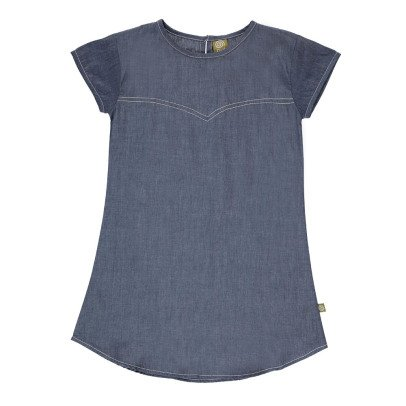 Nui Uma Chambray Organic Cotton Dress-listing