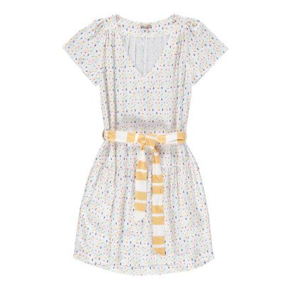 Tinsels Cancun Geometric Print Dress-listing