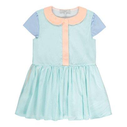 Paade Mode Vestito Tricolore -listing