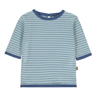 Nui Camiseta Punto Algodón Biológico Rayas Dottie -listing