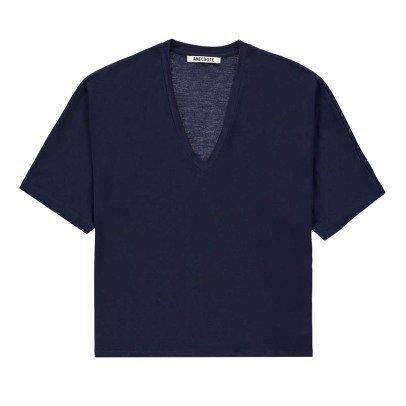 ANECDOTE Camiseta Cuello V Teresa-listing