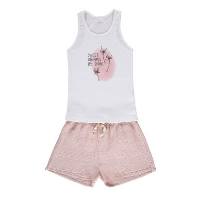 Buho Pigiama canotta + shorts-listing