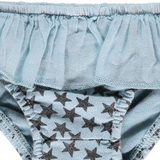 Buho Miu Star Ruffle Swimming Bottoms-product