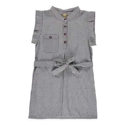 Nui Vestito Cotone organico Chambray -listing