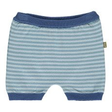 product-Nui Bettie Striped Organic Cotton Knit Bloomers