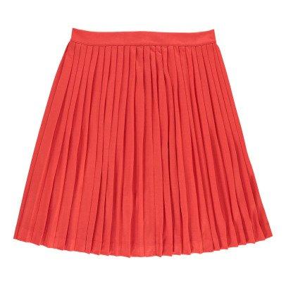ANECDOTE Steffie Pleated Midi Skirt-listing